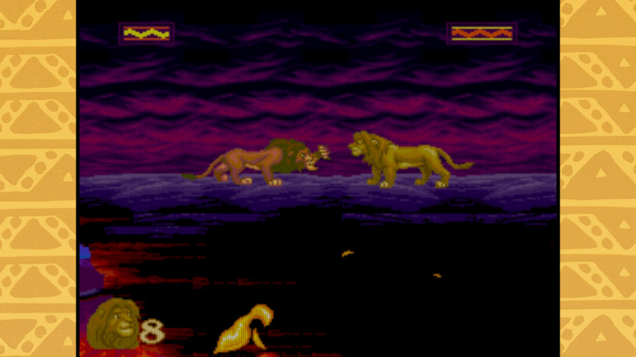 Disney Classic Games: Aladdin And The Lion King Review - Screenshot 2 of 5