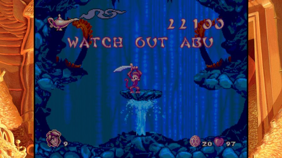 Disney Classic Games: Aladdin And The Lion King Review - Screenshot 1 of 5