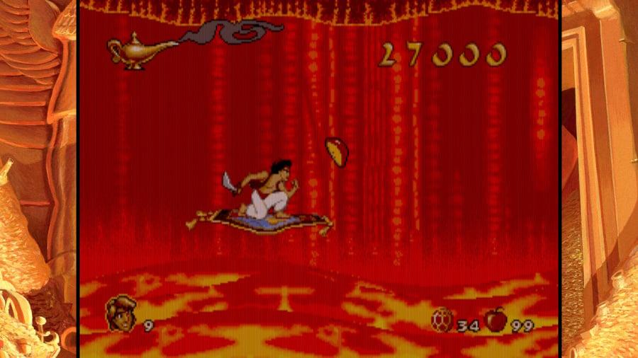 Juegos clásicos de Disney: Revisión de Aladdin y el Rey León - Captura de pantalla 4 de 5