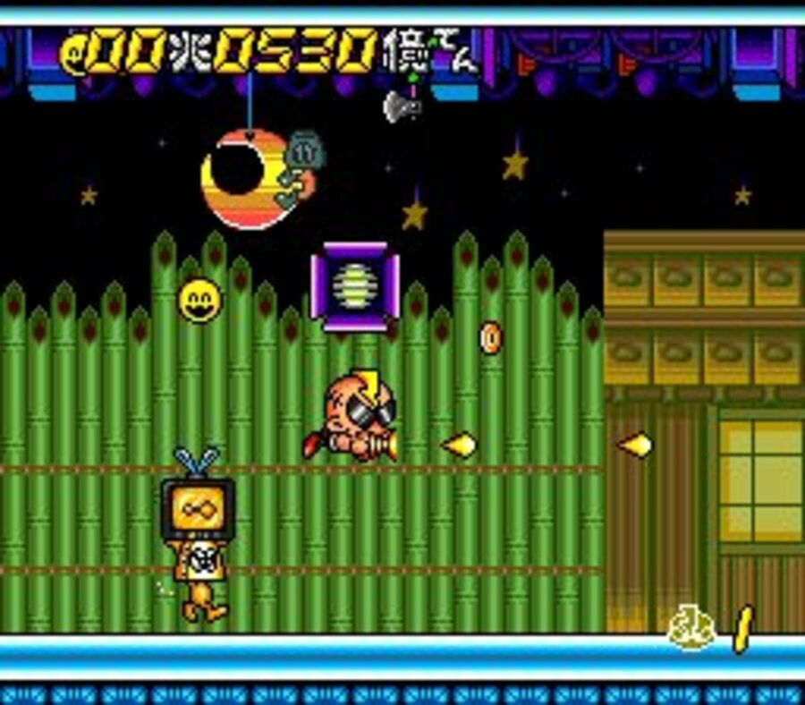Super Air Zonk: Rockabilly Paradise Screenshot