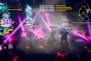 Dusk Diver Screenshot