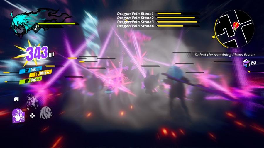 Dusk Diver Review - Screenshot 4 of 6