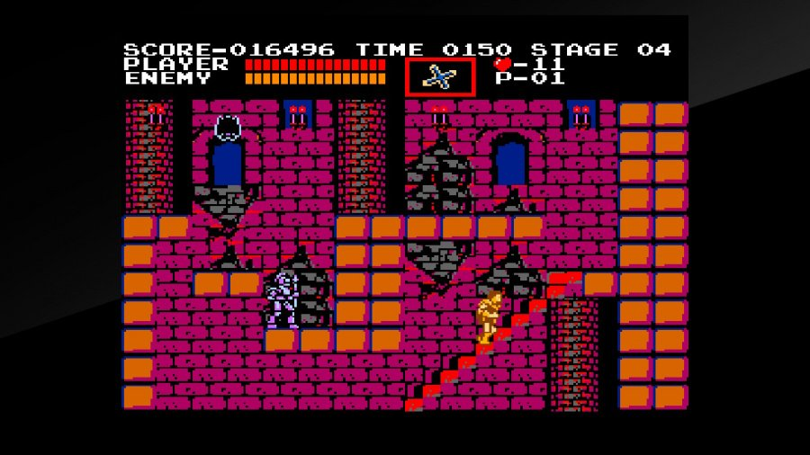 Arcade Archives VS. Castlevania Review - Screenshot 2 of 3