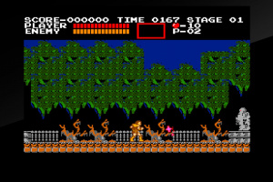Arcade Archives VS. Castlevania Screenshot