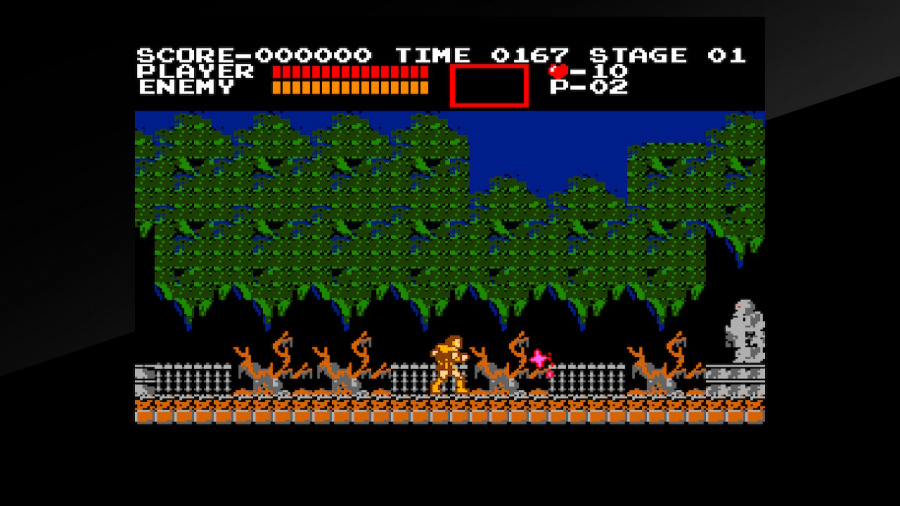 Arcade Archives VS. Castlevania Review - Screenshot 3 of 3