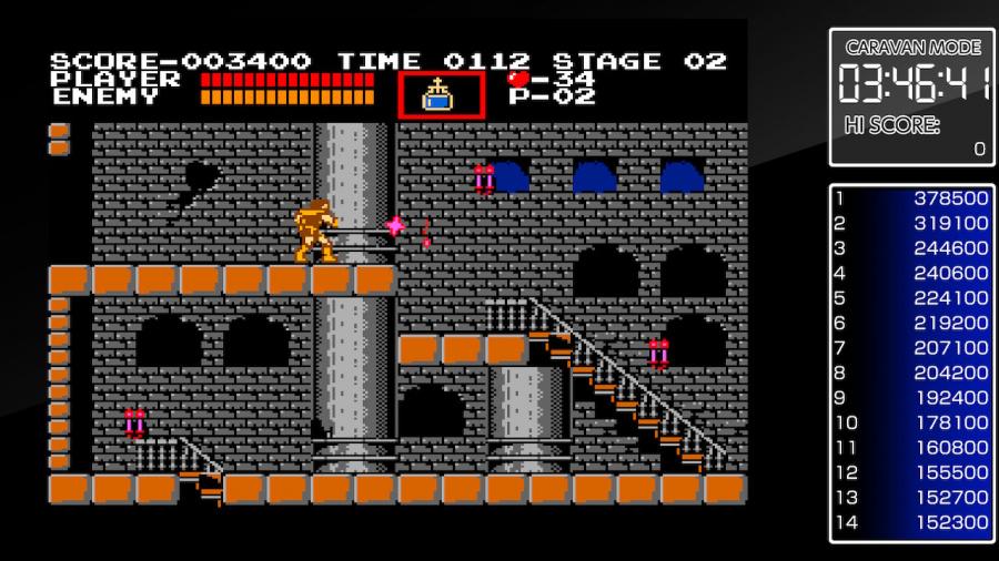 Arcade Archives VS. Castlevania Review - Screenshot 2 of 3