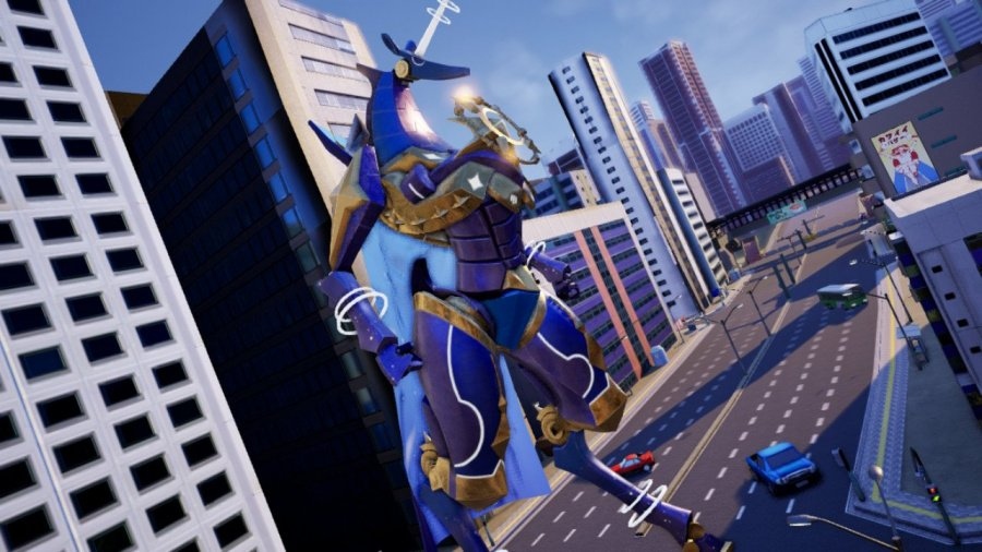 Override: Mech City Brawl - Super Charged Mega Edition Review - Screenshot 1 of 4