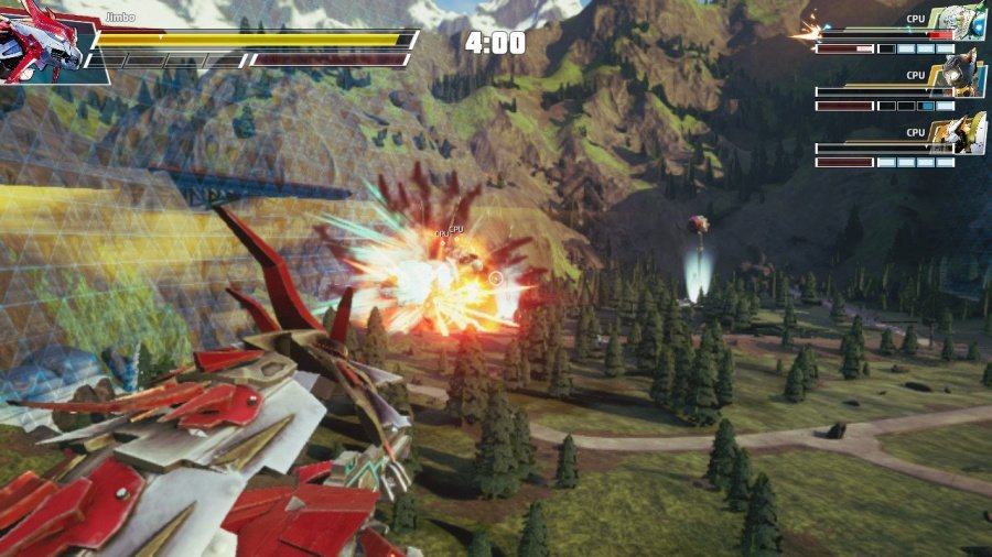 Override: Mech City Brawl - Super Charged Mega Edition Review - Screenshot 4 of 4
