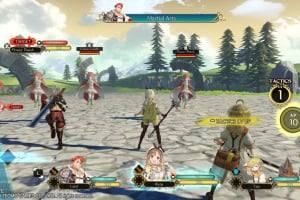 Atelier Ryza: Ever Darkness & the Secret Hideout Screenshot