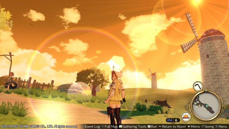 Atelier Ryza: Ever Darkness & the Secret Hideout Review - Captura de pantalla 3 de 6