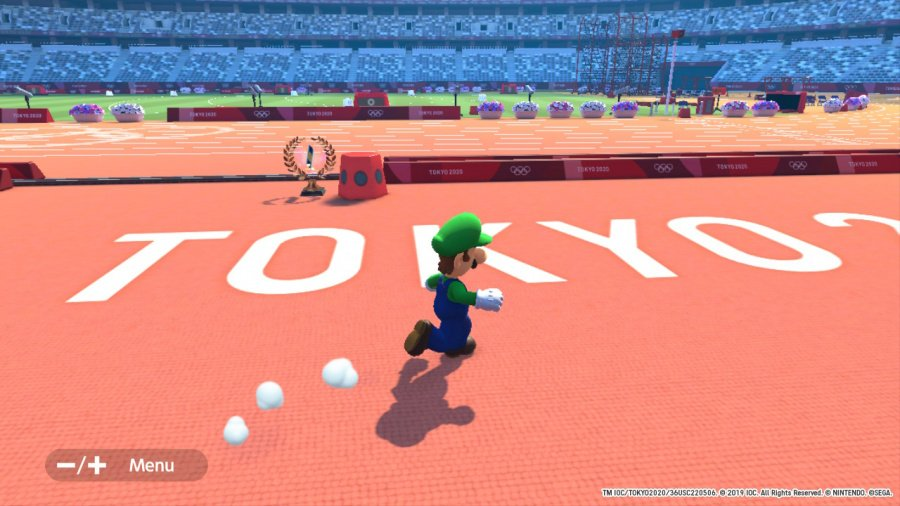 Mario & Sonic at the Olympic Games Tokyo 2020 Review - Screenshot 5 of 5