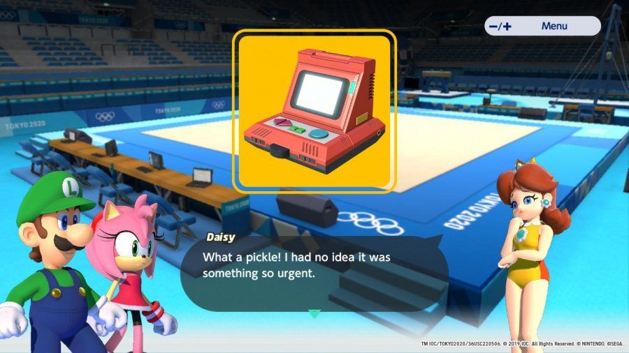 Mario & Sonic at the Olympic Games Tokyo 2020 Review - Screenshot 4 of 5