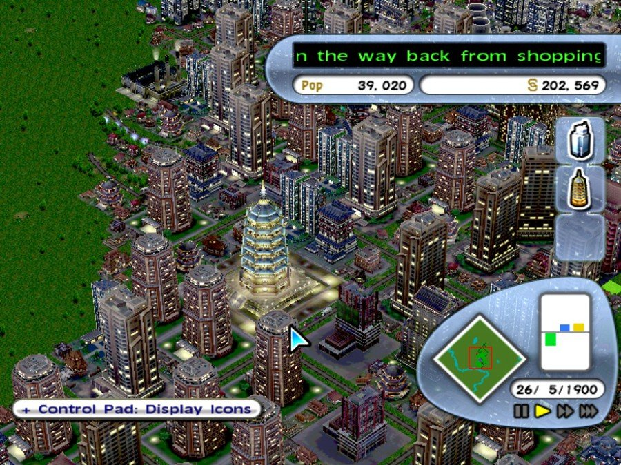 SimCity Creator Screenshot