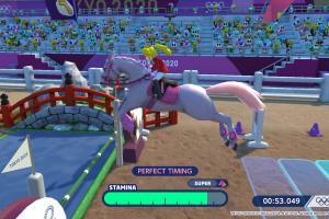 Mario & Sonic at the Olympic Games Tokyo 2020 Screenshot