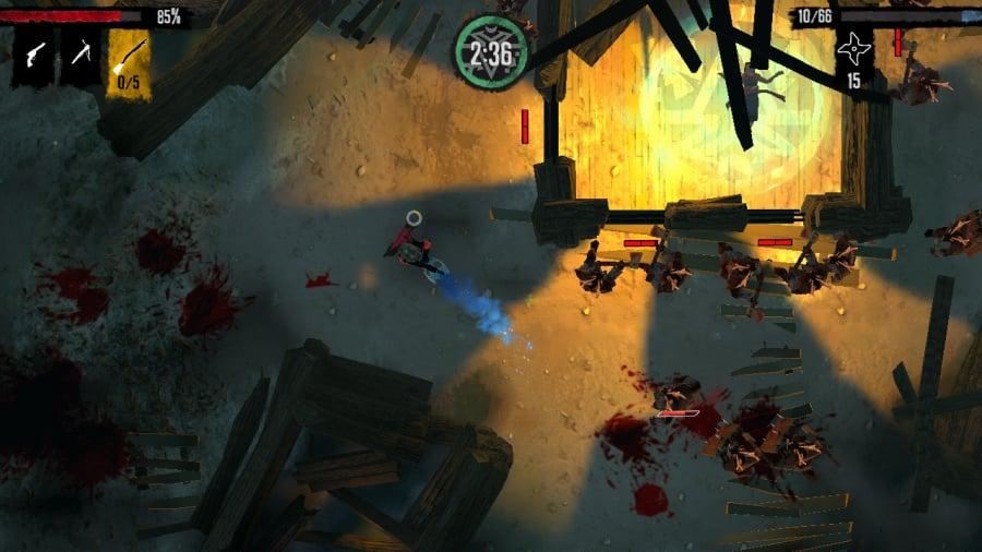 Ritual: Crown of Horns Review - Screenshot 5 of 5
