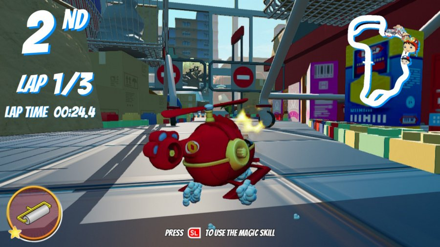 Race With Ryan Review - Screenshot 5 of 5