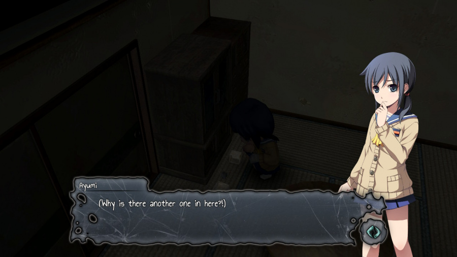 Corpse Party: Blood Drive Review - Screenshot 1 of 4