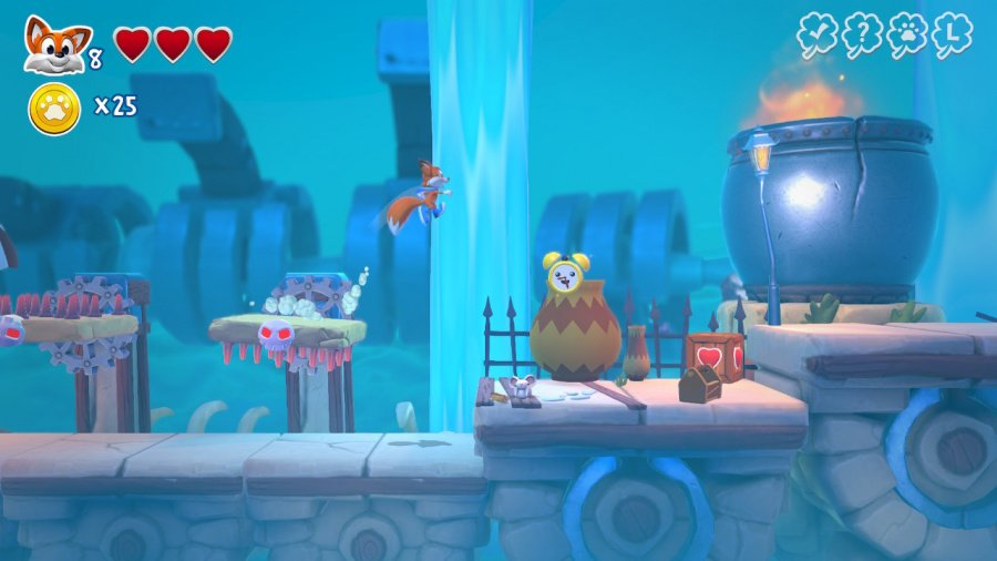 New Super Lucky's Tale Review - Screenshot 4 of 7