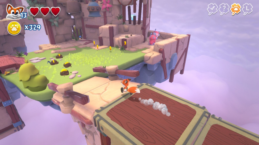 New Super Lucky's Tale Review - Screenshot 2 of 7