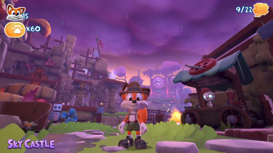 New Super Lucky's Tale Review - Screenshot 1 of 7