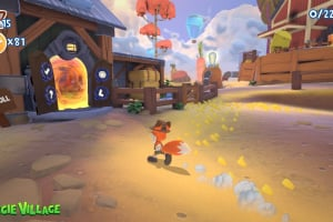 New Super Lucky's Tale Screenshot