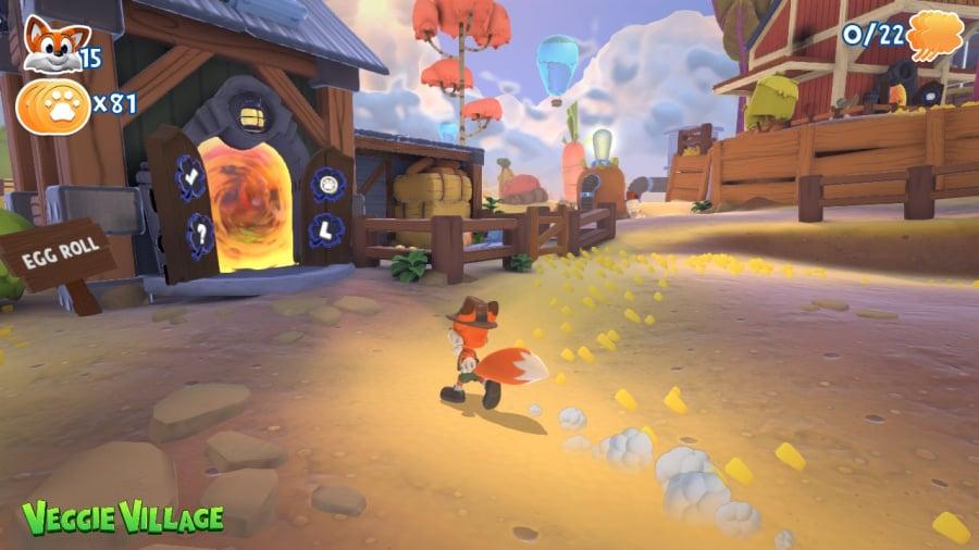 New Super Lucky's Tale Review: captura de pantalla 2 de 7