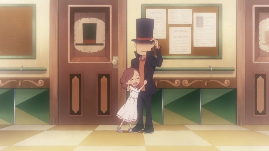 Layton's Mystery Journey: Katrielle and the Millionaires' Conspiracy - Deluxe Edition Review - Screenshot 3 of 6