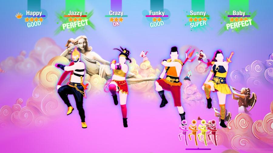 Just Dance 2020 Review - Screenshot 3 of 4