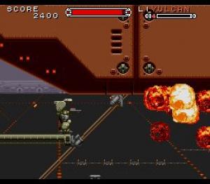 Cybernator Review - Screenshot 2 of 2