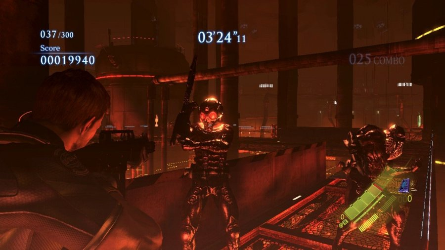 Resident Evil 6 Review Switch Eshop Nintendo Life