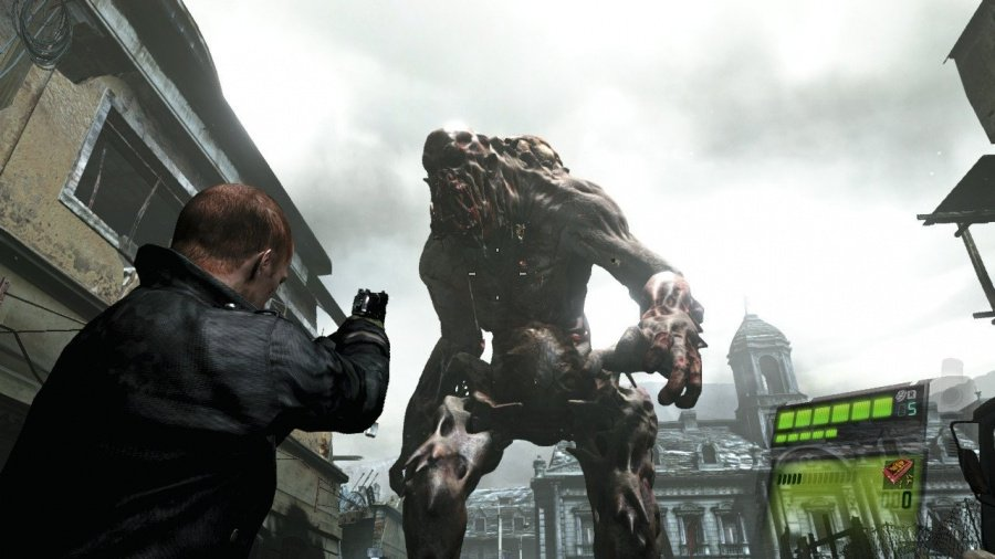 Resident Evil 6 Review - Screenshot 4 of 4