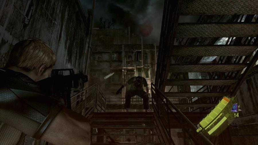 Resident Evil 6 Review - Screenshot 4 of 4