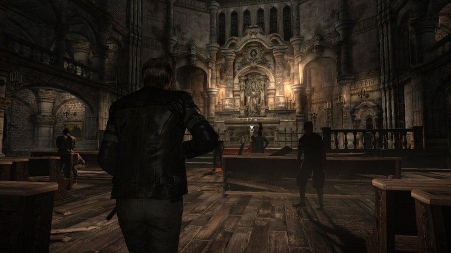 Resident Evil 6 Review - Screenshot 2 of 4