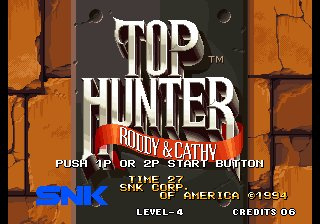 Top Hunter: Roddy & Cathy Screenshot