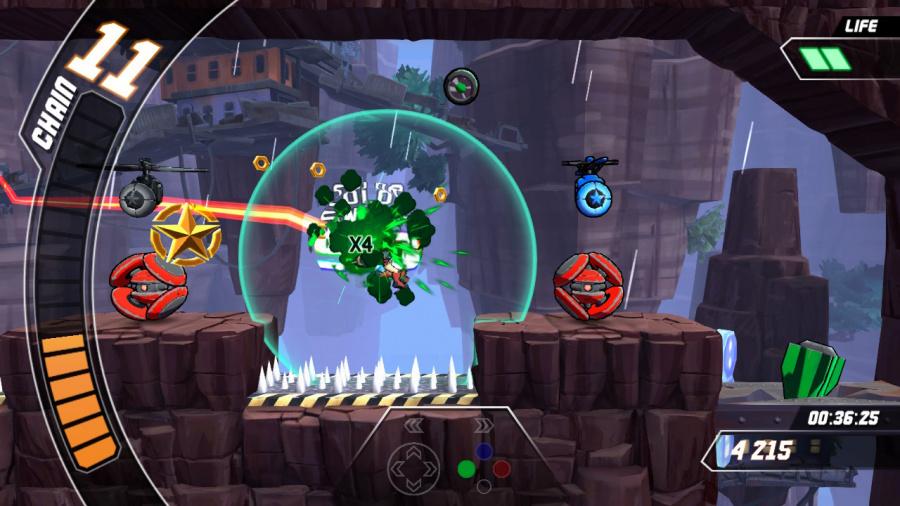 Skybolt Zack Review - Screenshot 4 of 4