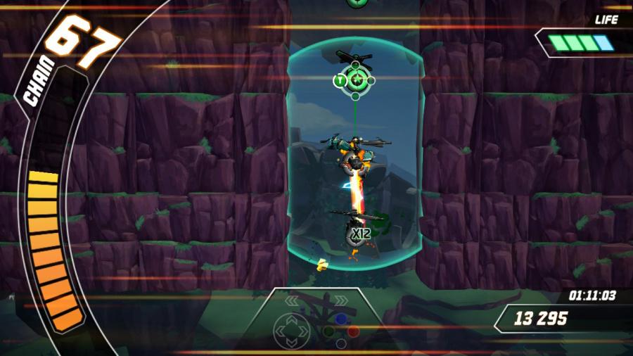 Skybolt Zack Review - Screenshot 3 of 4