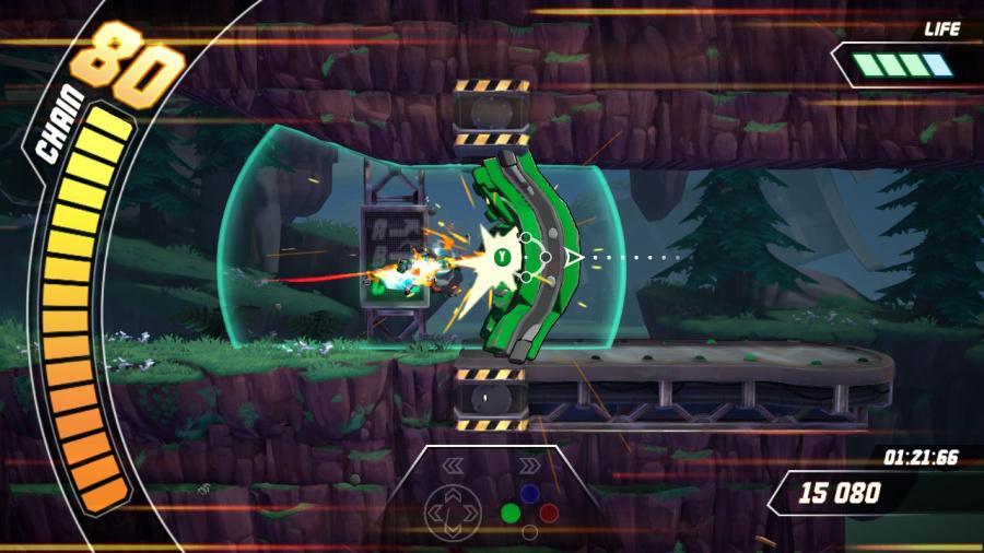Skybolt Zack Review - Screenshot 2 of 4