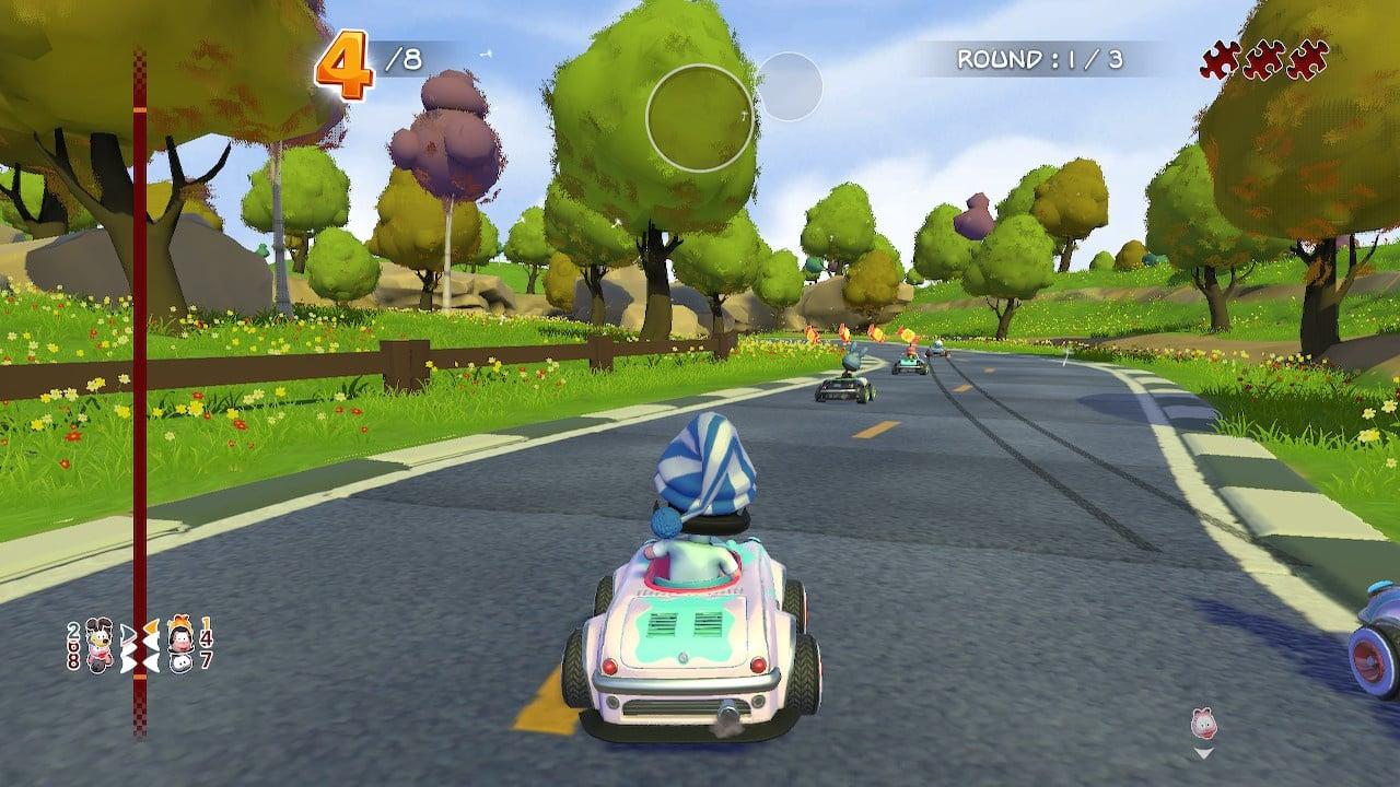 Garfield Kart Furious Racing Review Switch Nintendo Life