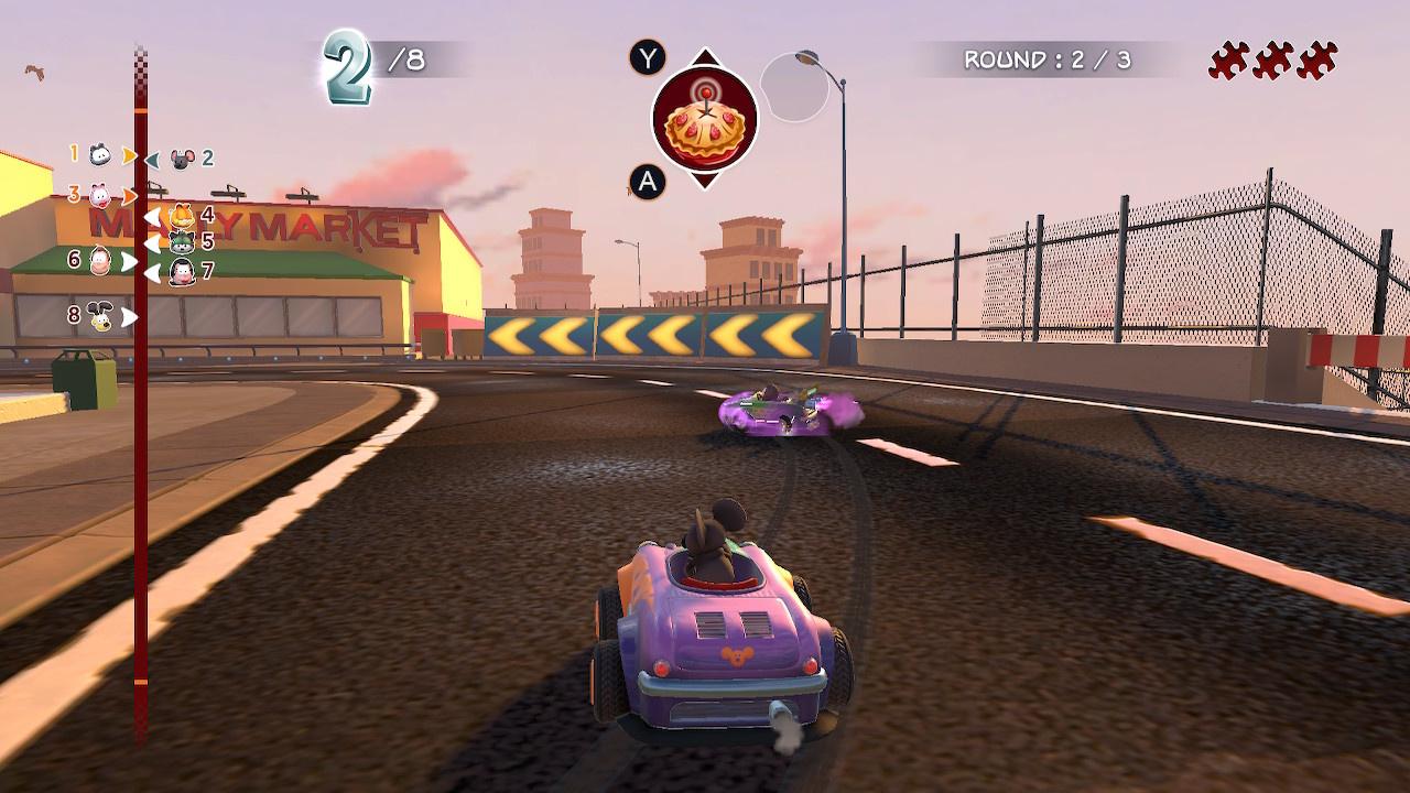 Review Garfield Kart Furious Racing A Rancid Regurgitated Hairball Of A Racer Gaming News Boom