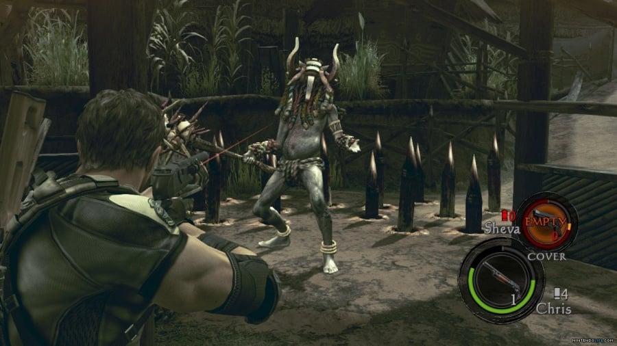 Resident Evil Triple Pack Review - Screenshot 1 of 7