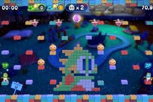 Bubble Bobble 4 Friends Screenshot