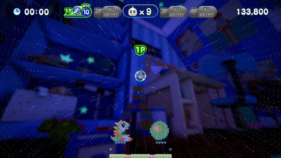 Bubble Bobble 4 Friends Review - Screenshot 2 of 4