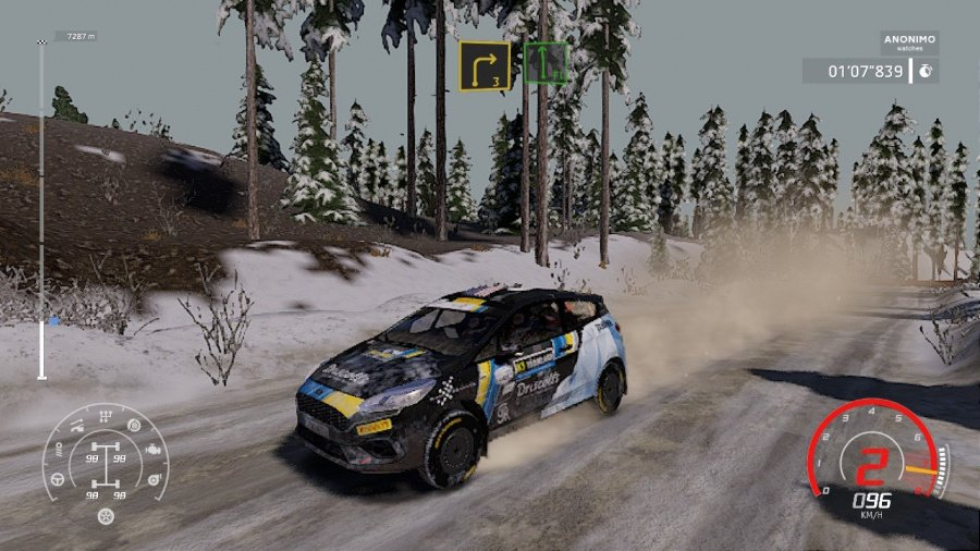 WRC 8 FIA World Rally Championship Review - Screenshot 4 of 4