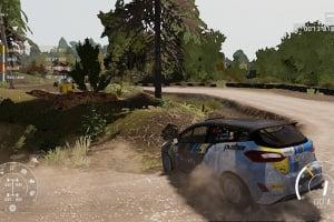 WRC 8 FIA World Rally Championship Screenshot