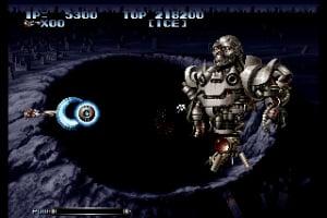 SNK Arcade Classics Vol. 1 Screenshot