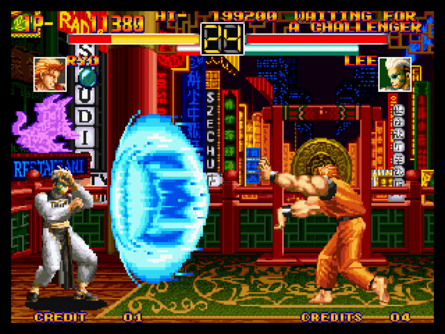 SNK Arcade Classics Vol. 1 Review - Screenshot 1 of 4