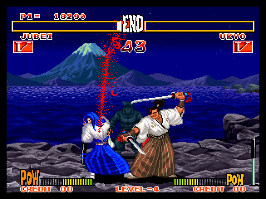SNK Arcade Classics Vol. 1 Review - Screenshot 4 of 4