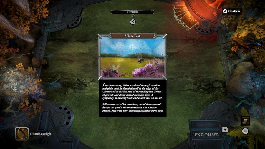 The Lord of the Rings: Adventure Card Game Review - Screenshot 1 of 4