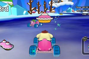 Hello Kitty Kruisers Screenshot