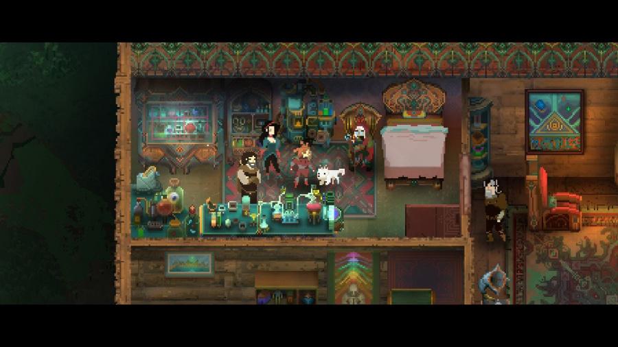 Children of Morta Review - Screenshot 1 of 6